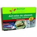 Trichogrammes anti-mites textiles